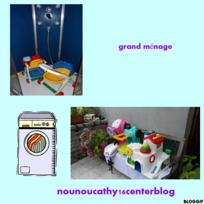 Vacances grand m nage - Desinfecter machine a laver ...